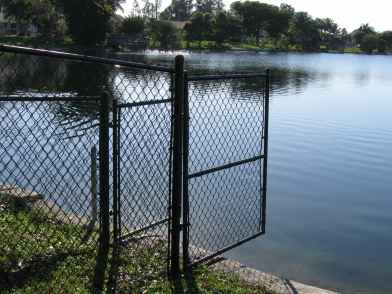 Chain Link Fences : Saylor Fence Inc.