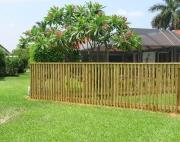shrpicket fence